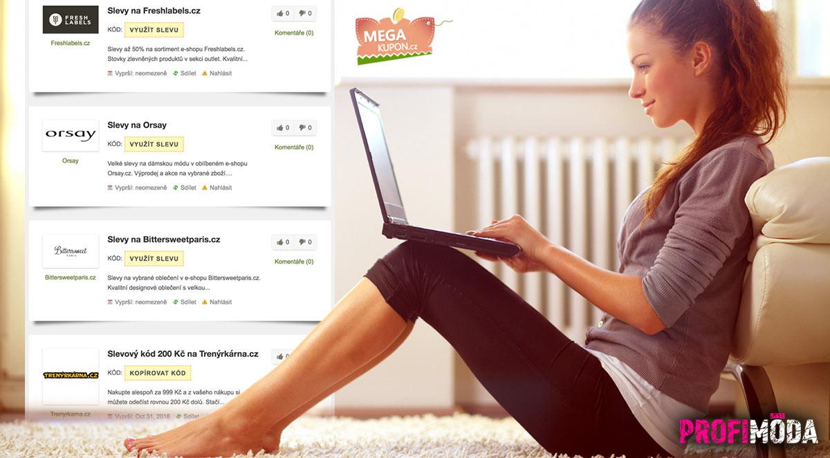 Móda z e-shopu: z pohodlí domova, bez rizika a s přehledem.