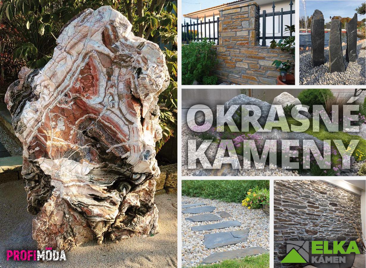 Přírodní okrasné kameny do zahrady neodmyslitelně patří. Umí zcela změnit její ráz, dát ji punc luxusu, ale současně i přírodní nádech.