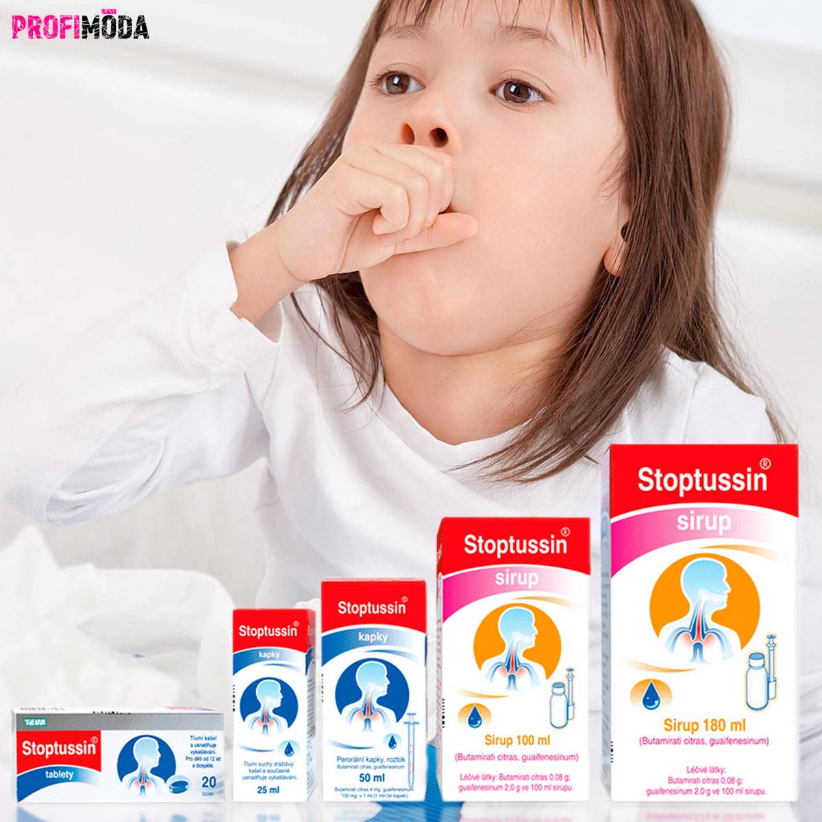 Příčiny kašle bývají infekční i neinfekční. Dětem však vždy pomůže zmírnit nepříjemné příznaky kašle.