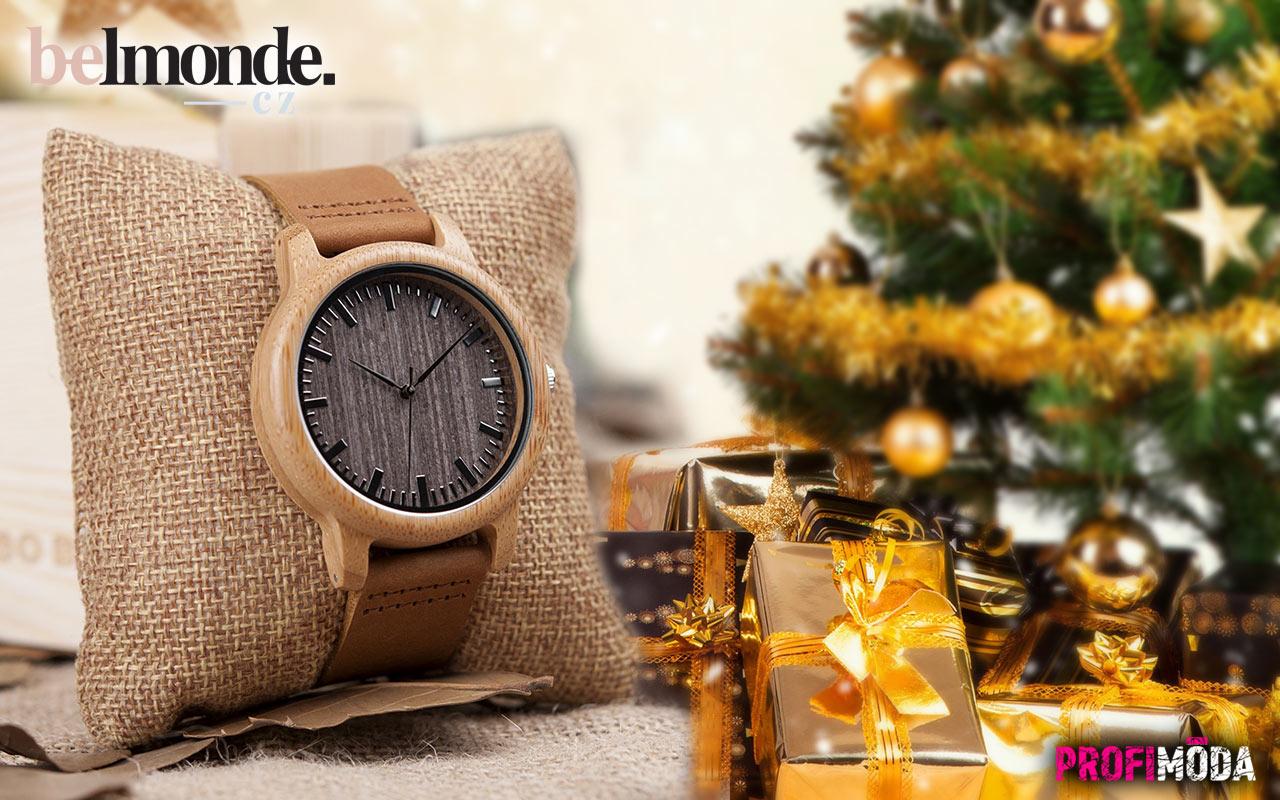 Hledáte pěkné hodinky jako dárek? Věnujte dřevěné.