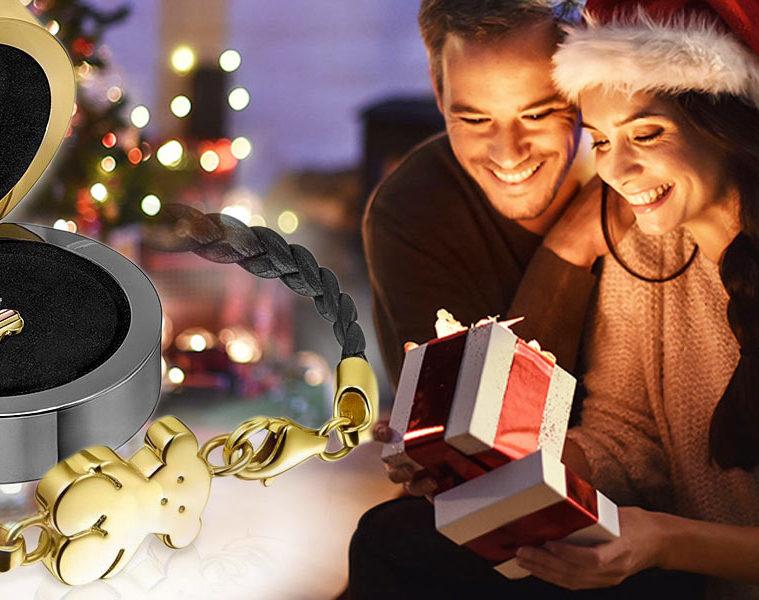 Darovat šperk znamená věnovat luxus. Hledáte-li tipy na luxusní vánoční dárky 2018, věnujte unikátní šperky Tous s charakteristickým medvídkem.
