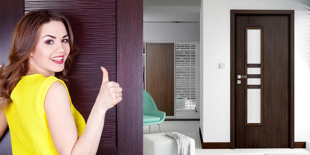Nové dveře dokážou okamžitě změnit interiér každého bytu. Jaké jsou oblíbené interiérové dveře 2019 a jak dokážou zmodernizovat panelákové byty? Podívejte se na pár velkých změn s nízkými náklady.