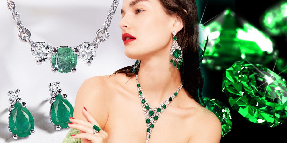 Drahokam, který se pyšní pronikavou krásou a zároveň mnoha zajímavými vlastnostmi – to je smaragd. Šperk se smaragdem svým nositelkám propůjčí auru luxusu jako málokterý jiný kámen.