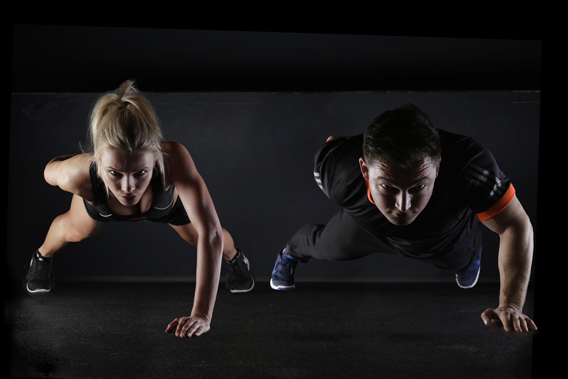Muži versus ženy:Někdy máme tendence sportovat v páru. Ale ne všechny sporty a pohybové aktivity jsou stejně ideální pro ženy a pro muže.