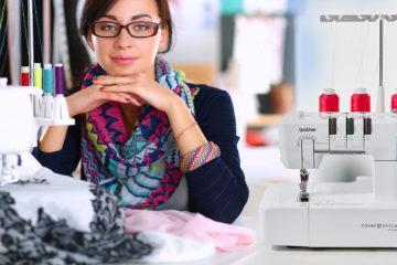 Jak šít úplet? Podívejte se na 10 pravidel pro šití úpletu. Jak na to s běžným šicím strojem a jak využít overlock a coverlock?