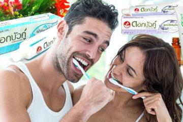 Bělící zubní pasta i přírodní zubní pasty bez fluoru pro děti – nejlepší se vozí z Thajska