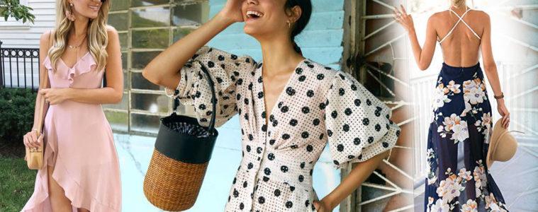ed390f91904d Hledáte trendy letní šaty  Máme pro vás 10 skvělých tipů