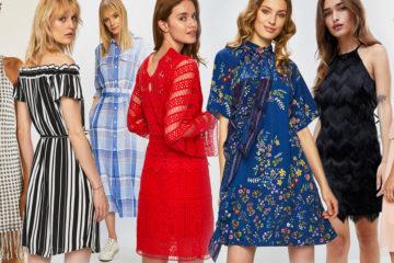 Už máte šaty na léto? Podívejte se na trendy pro letní šaty 2019. Zapomenete díky nim na oblíbené džíny a perfektně se nosí i s teniskami.