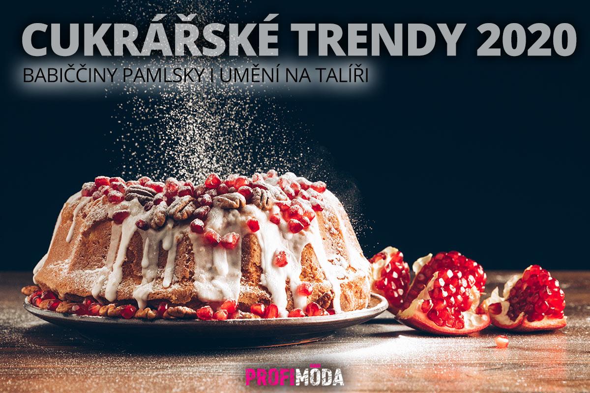 Babiččiny pamlsky jako trend? A proč ne! Česká kuchyně má co nabídnout.