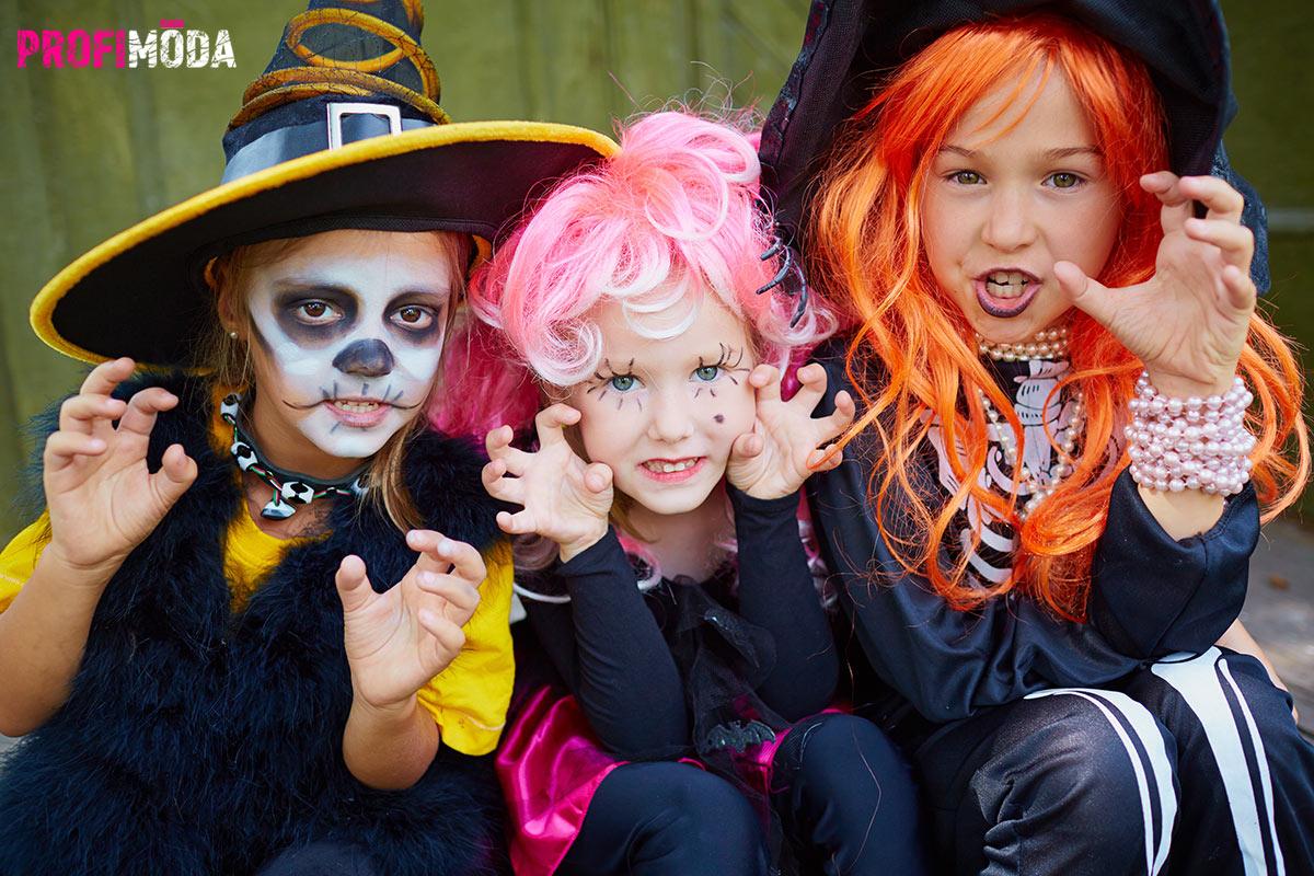 Šijeme dětem na podzim a v zimě 2019/2020: Co tak letos spíchnout parádní halloweenské kostýmy?