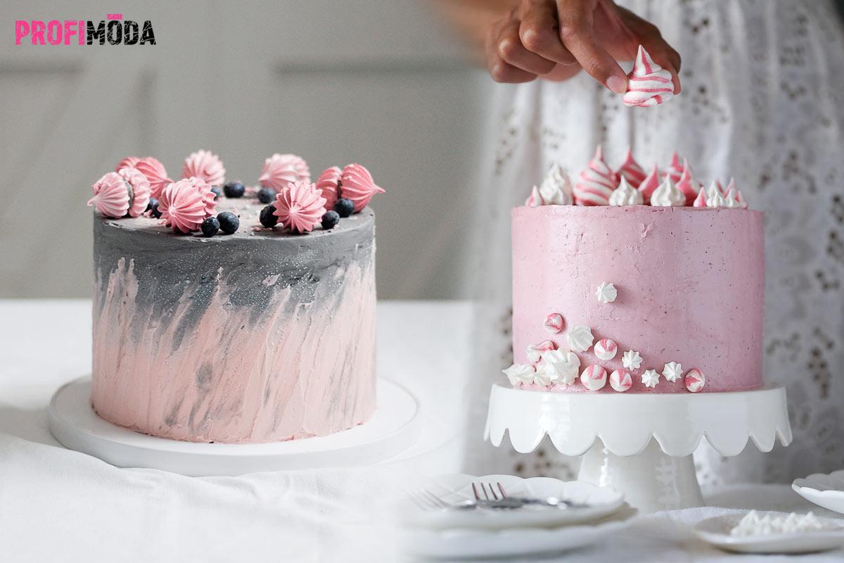 Obyčejné sněhové pusinky jsou žhavým hitem pro dorty 2020.