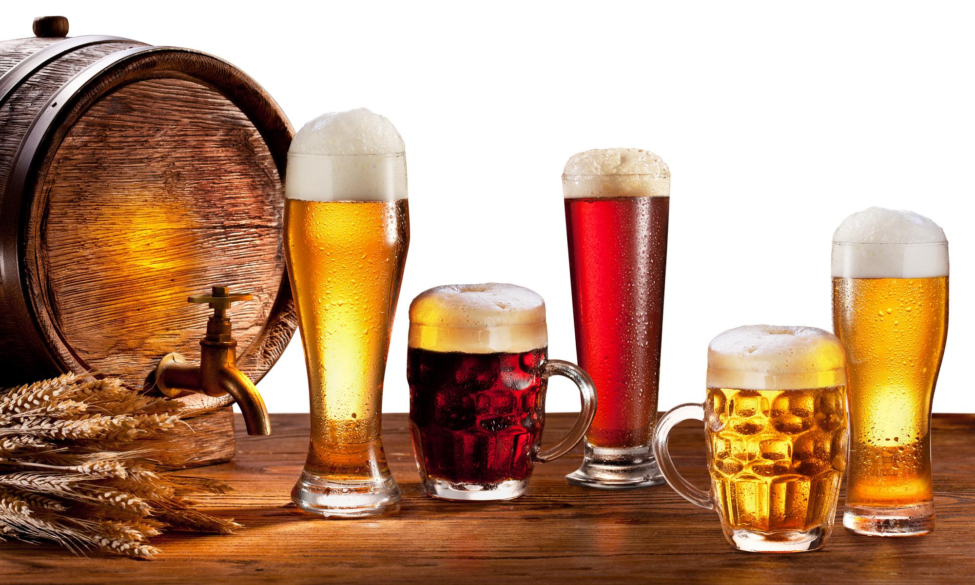 Domácí vaření piva je skutečně kreativní. Potřeby pro pivovarníky vám pomohou vyrobit si doma různé druhy piv.