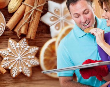 Trendy pro vánoční pečení 2020
