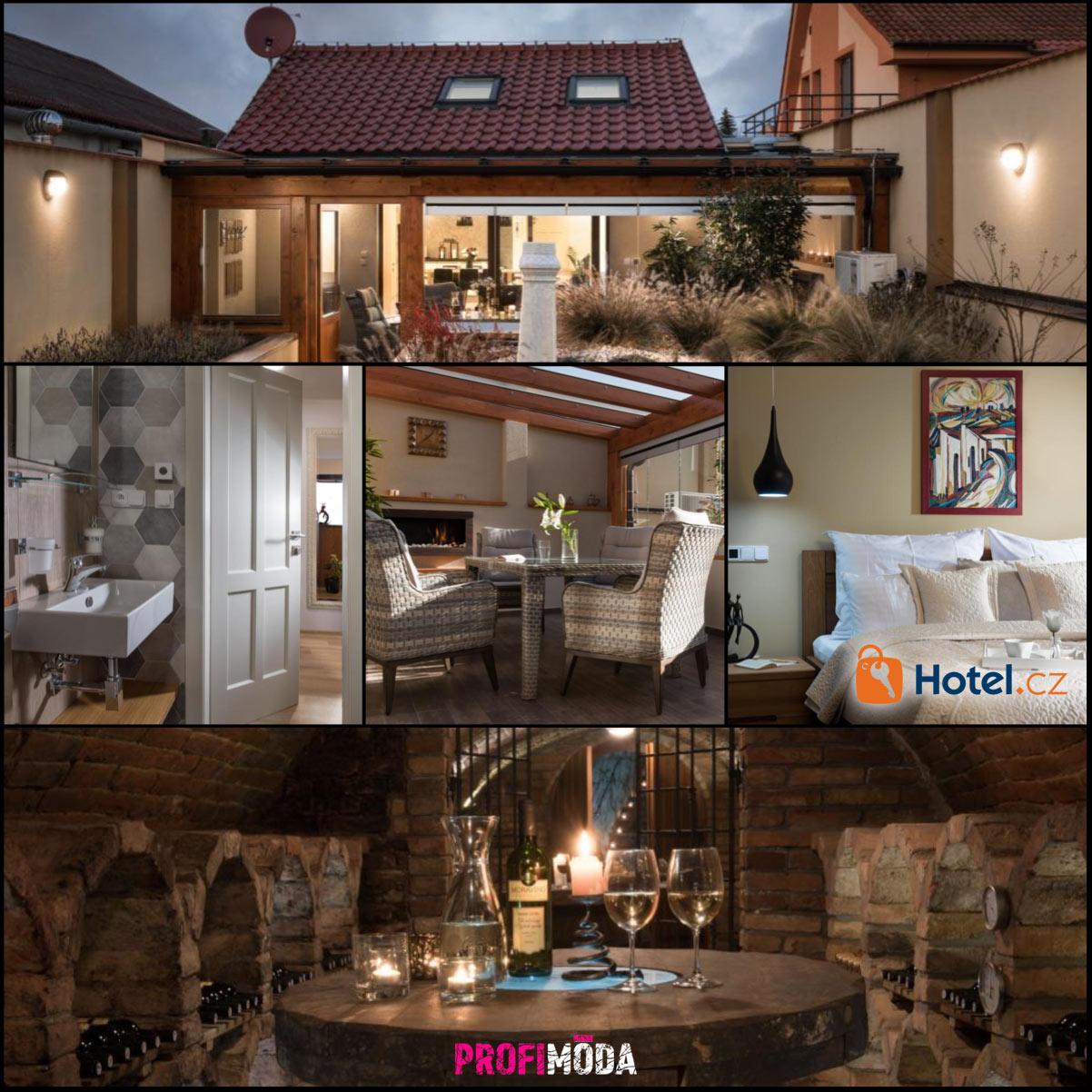 Rezidence Adalbert vás ubytuje při dámské jízdě ve Valticích.