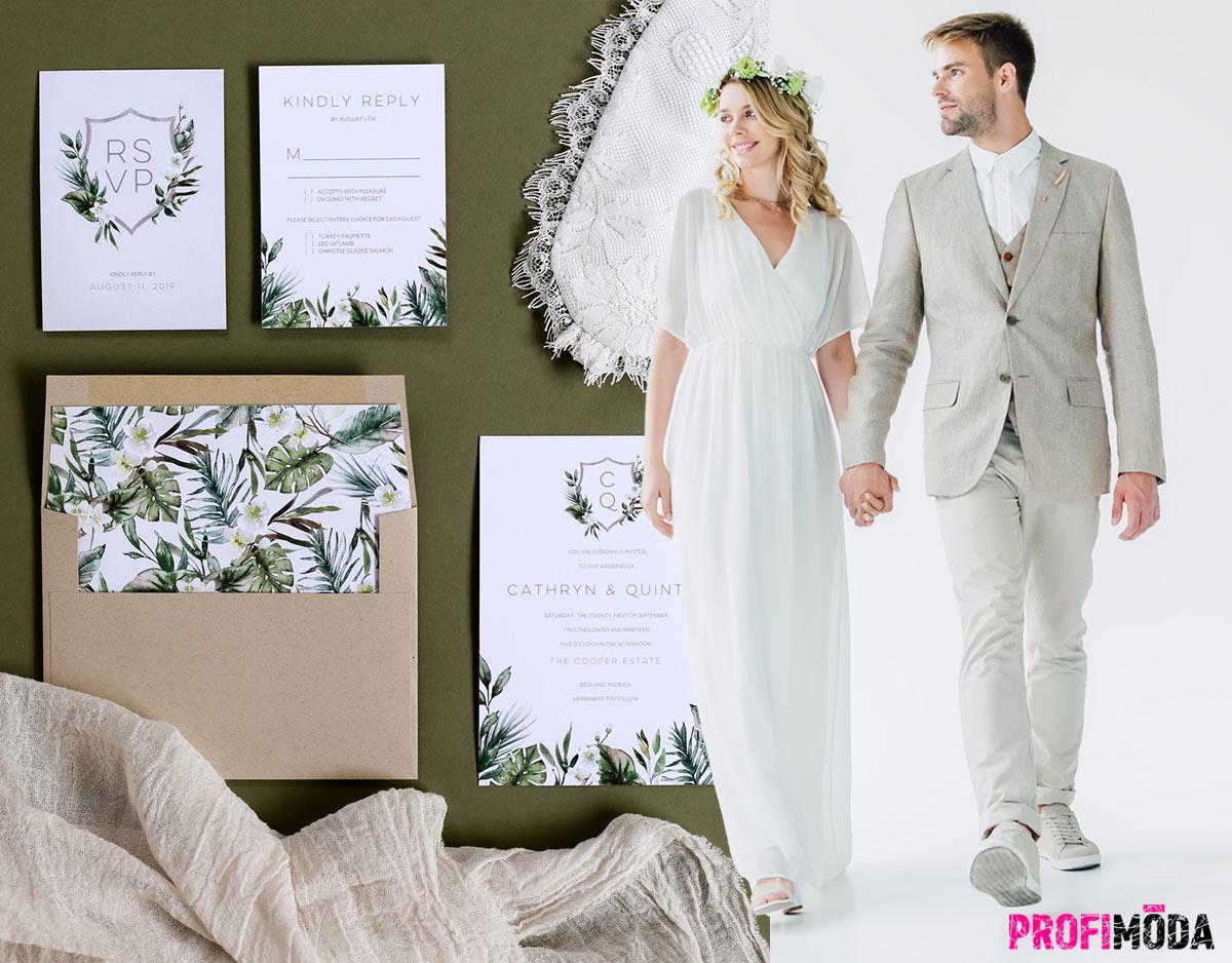 Svatebních tiskovin vymyslíte spousty. Rozhodně nejsou zbytečností a dávají svatbě styl. (Zdroj: Ruffledblog.com)