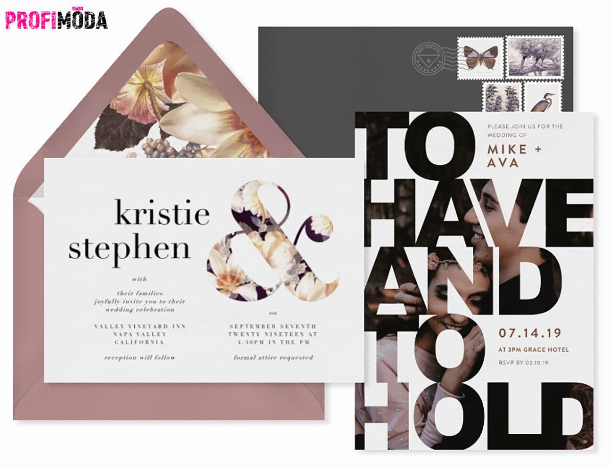 Vsaďte na zážitek z typografie. S písmem vykouzlíte mnohdy více než s ornamenty. (Zdroj: Rockthebayou.com)