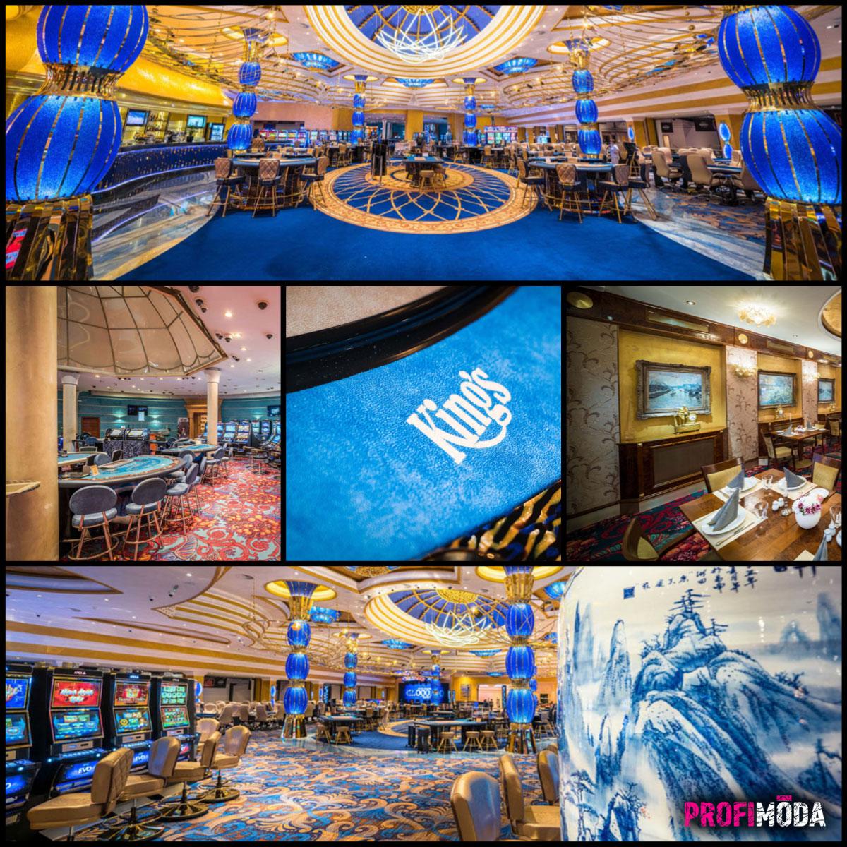 Casino King's Resort patří mezi nejluxusnější v Evropě. Nachází se v Rozvadově.