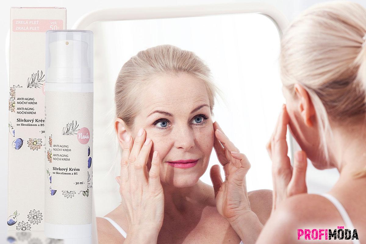 I přírodní kosmetika dokáže mít antiageing účinky. Vyzkoušejte tu, která obsahuje přírodní oleje.