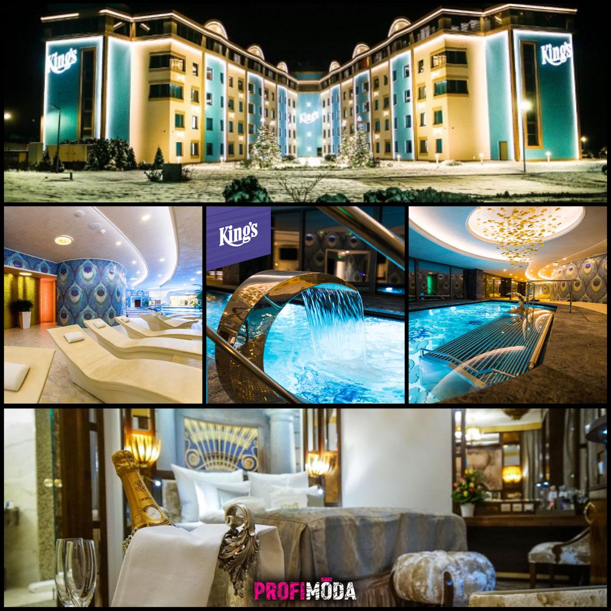 Rozvadovský King's Resort navštěvují největší hvězdy pokerového světa.