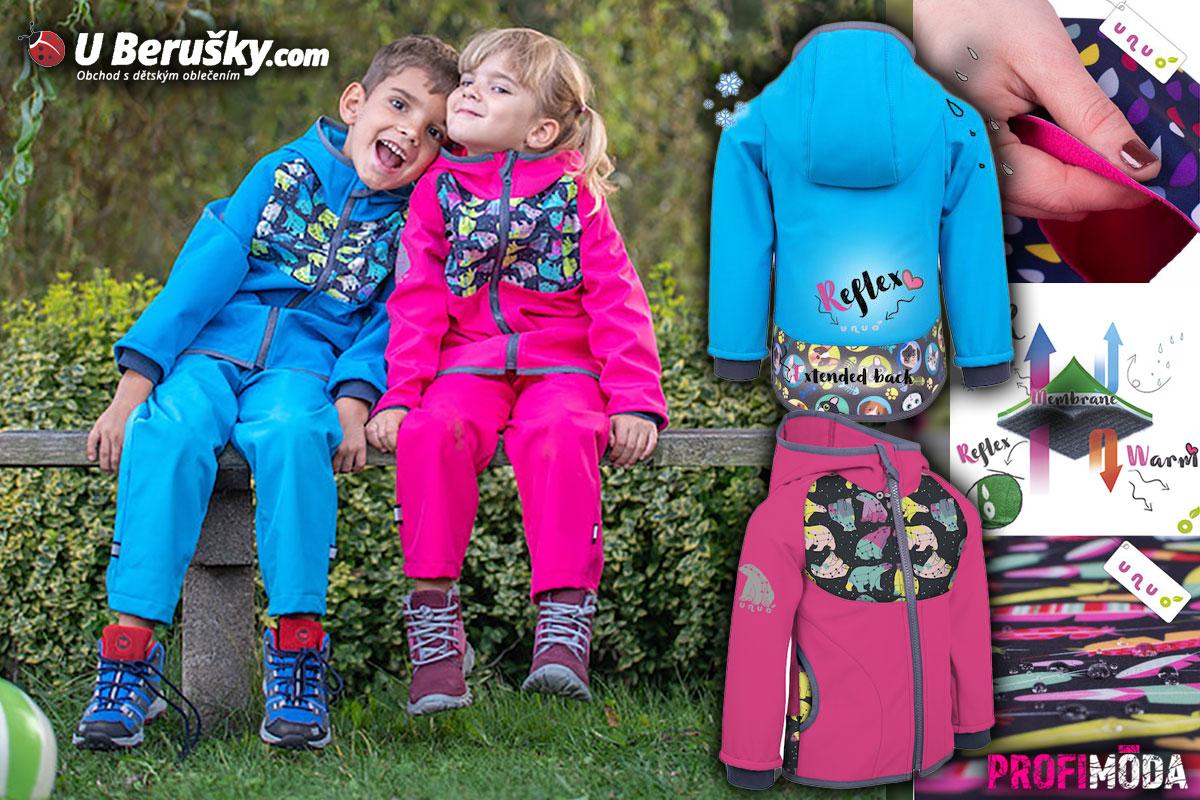 E-shop Uberusky.com prodává i nejlepší českou funkční módu pro děti.
