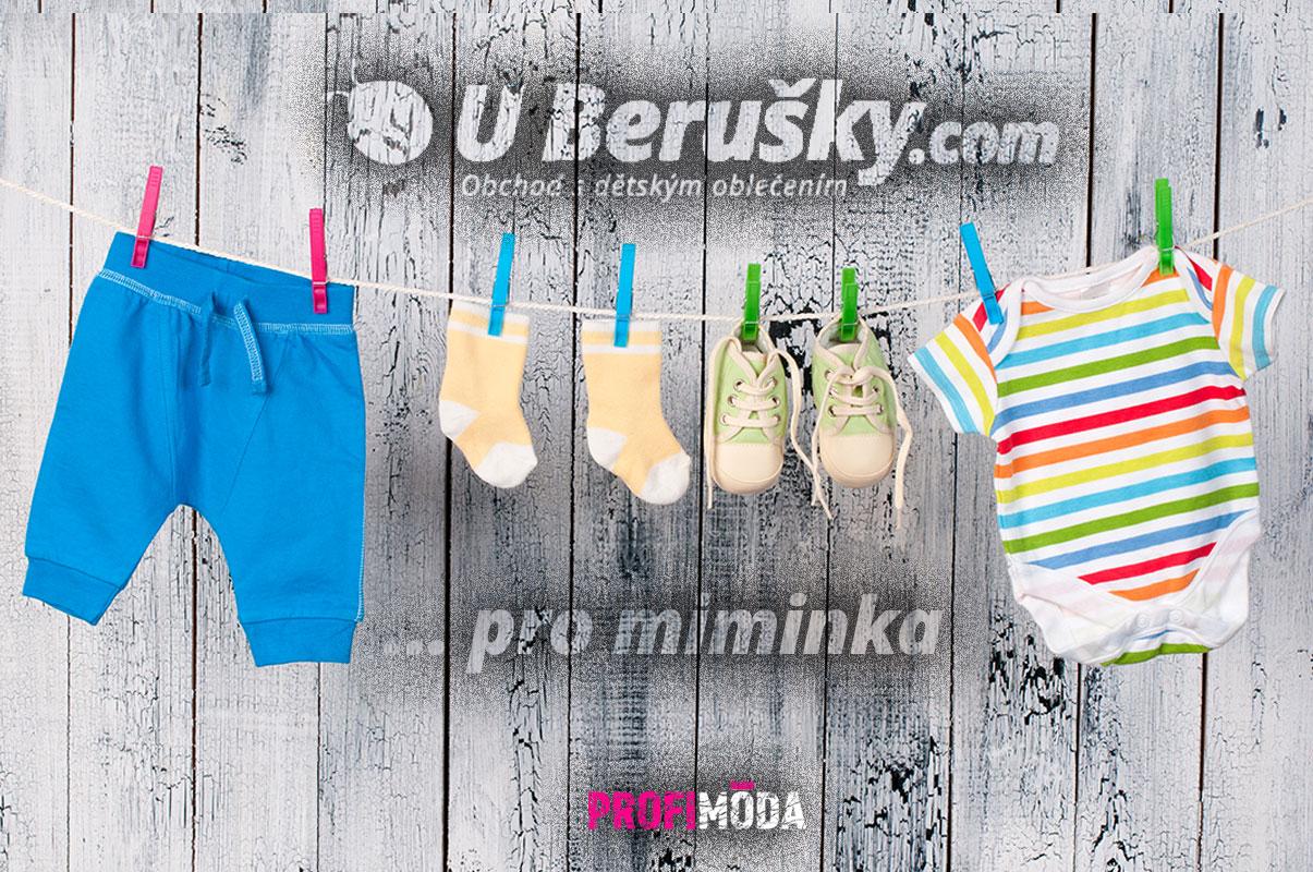 Uberusky.com – to je též kvalitní a krásné kojenecké oblečení.