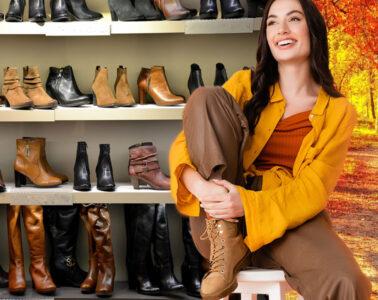 Nakupujte boty s rozmyslem. Chcete je nosit denně do práce, nebo se v nich chystáte na party? Pomůžeme vám orientovat se v nápisech a visačkách. Vyberte si z dámské obuvi to, co potřebujete právě vy.