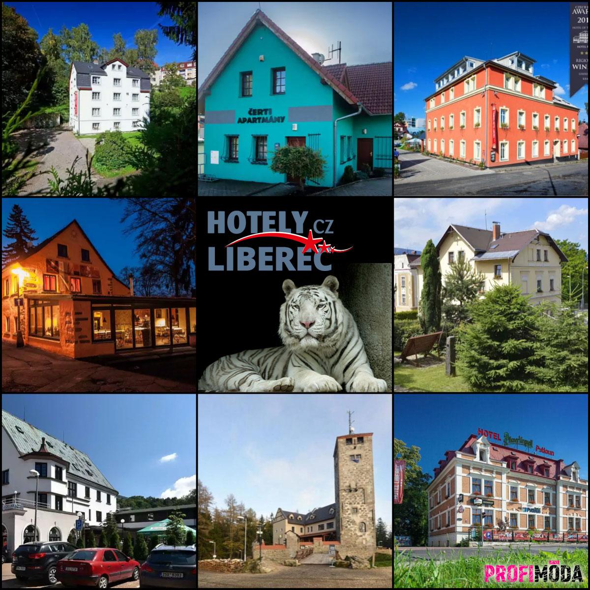 Ubytování v Liberci –to je možnost užít si krásný pobyt v severních Čechách.