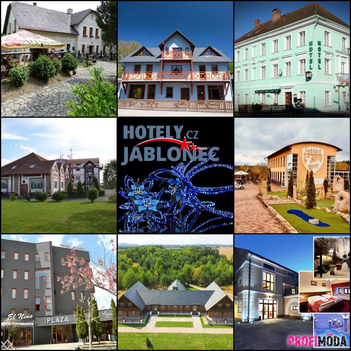Ubytování v Jablonci – to je bydlení ve městě světoznámé české bižuterie.