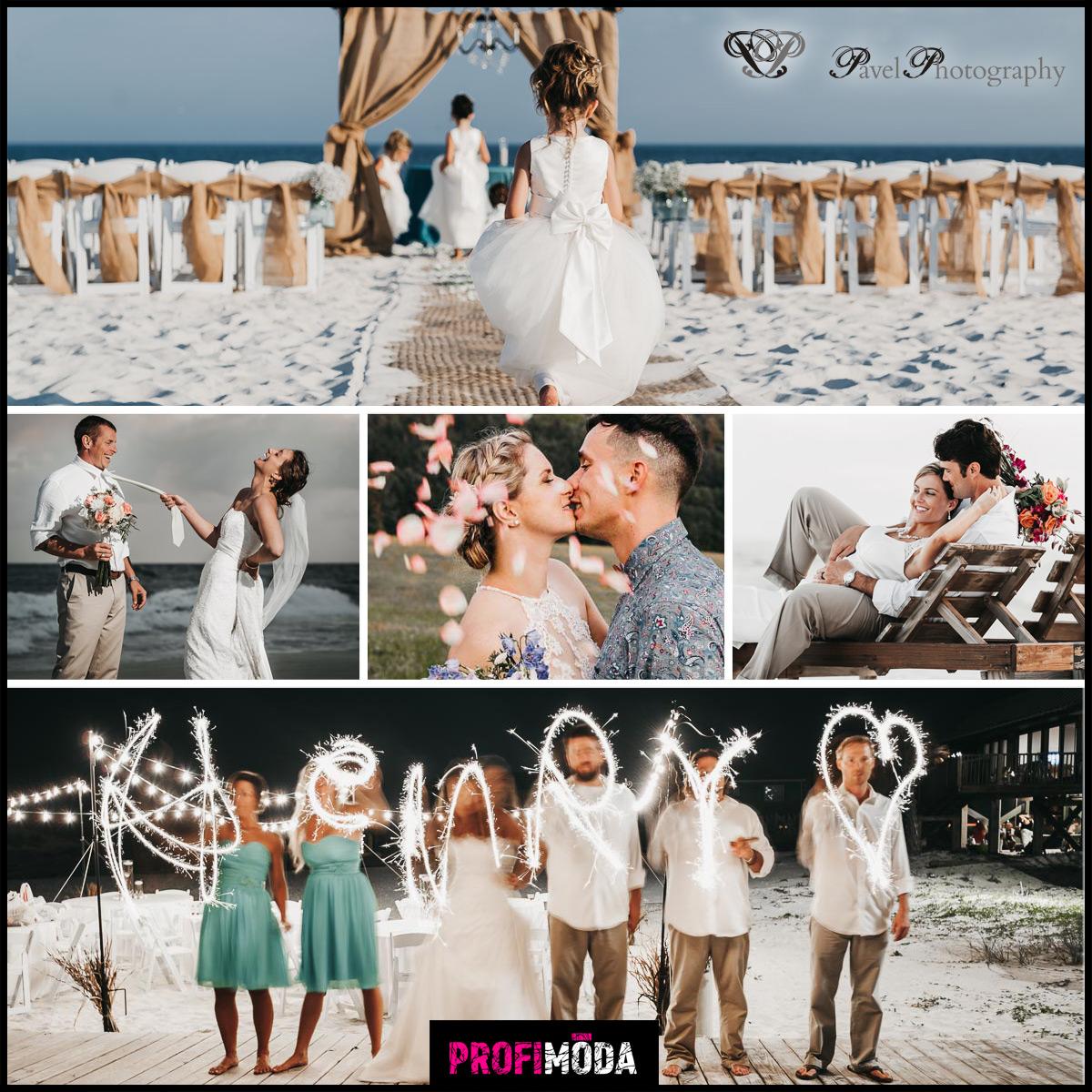 I takto mohou vypadat profesionální fotografie ze svatby. Jejich autorem je Pavel Vávra.