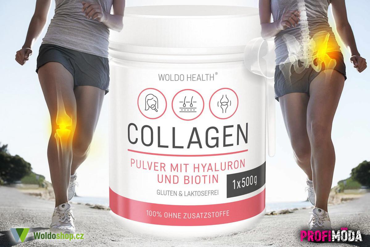 Užívat kolagen, ale i kyselinu hyaluronovou, by mělo být pro ty aktivní z nás samozřejmostí. O klouby a kosti, šlachy i chrupavky, je nutné začít pečovat včas.
